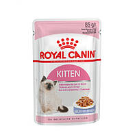 Royal Canin (Роял Канин) Kitten Instinctive в желе  для котят до 12 мес 12шт х 85г