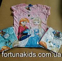Трикотажные футболки для девочек Disney 3-8 лет