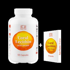 Корал Лецитин (Coral Lecithin)