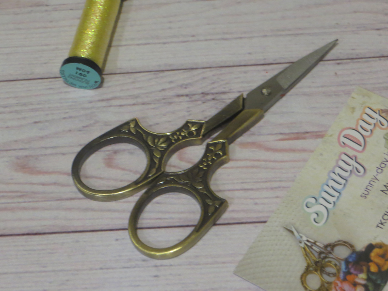 """Ножницы для рукоделия """"Лилия"""""""