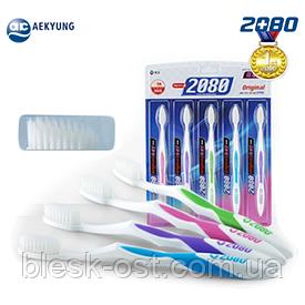 Зубная щетка 2080 Elastic Double Micro Bristle Toothbrush