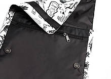 Рюкзак Black Flowers , фото 3
