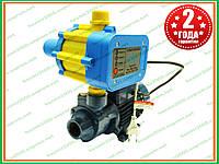 Насос для повышения давления QB 60 с автоматикой PC 10 бытовые насосы повышения давления