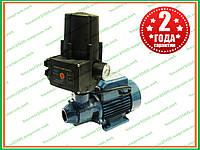 Насос для повышения давления QB 60 с автоматикой PC 13 бытовые насосы повышения давления