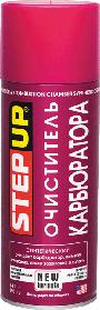 SP3110 Синтетический очиститель карбюратора, аэрозоль с SMT2 StepUp