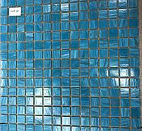 Голубая мозаика с перламутром Vivacer XCA18