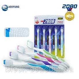 Зубная щетка 2080 Elastic Bristle Toothbrush