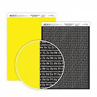 Бумага дизайнерская 21*29,7см 250г/м2 Be in color 4 ТМ Rosa Talent