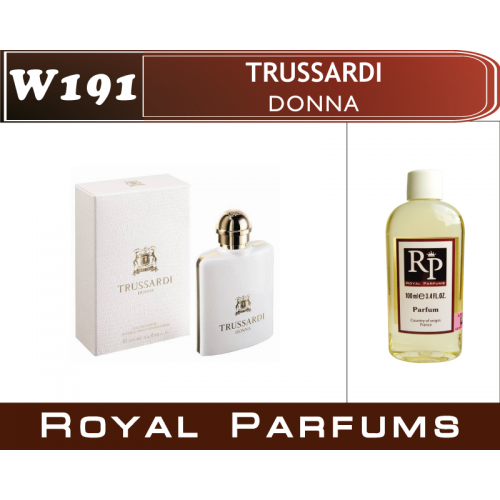 Духи на разлив Royal Parfums W-191 «Donna» от Trussardi