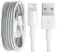 Кабель USB для IPHONE 5/6 TPE SLICON ХОРОШЕЕ КАЧЕСТВО