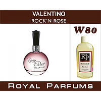 Духи на разлив Royal Parfums W-80 «Rock'n Rose» от Valentino