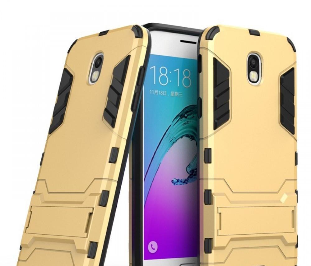 Чохол для телефону Transformer Case Samsung J530 Galaxy J5 (2017) (Золотий)