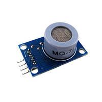 Датчик CO, угарного газа, MQ7, модуль Arduino