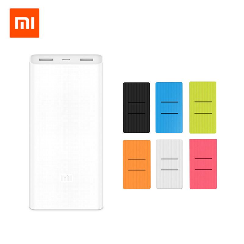 Чохол для Xiaomi Power Bank 2C Case 20000mAh Pink