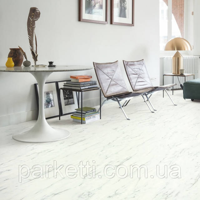 Ambient 40136 Marble Carrara White