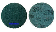 Круг скотч-брайт по металлу для УШМ, зеленый - 3М™ Scotch-Brite SC-DH, A VFN (P320-360)