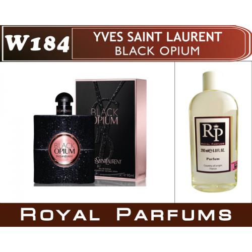 Духи на разлив Royal Parfums W-184 «Black Opium» от Yves Saint Laurent