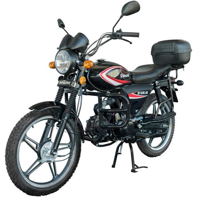 Мотоцикл, Spark SP125C-2X - «Dneprtraktor» - трактора, мотоблоки, мототрактора и навесное оборудование в Днепре