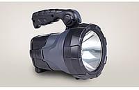Фонарь поисковый-зарядка от дневного света и электросети., фото 1