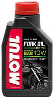 Вилочное масло 1л MOTUL 10W Expert Medium синтетика #105930