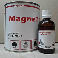 Стыковка транспортерной ленты клеем   Magnet G-20 (Германия)