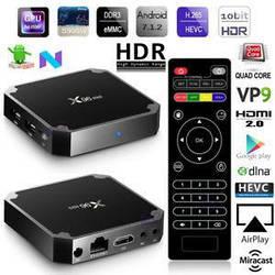 TV Box Android X96 Mini S905W 2гб/16гб