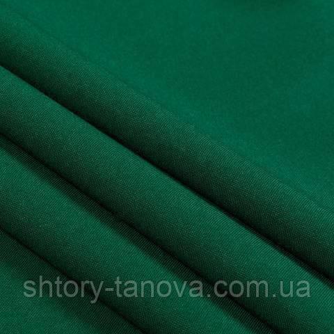 Габардин, тёмно-зелёный