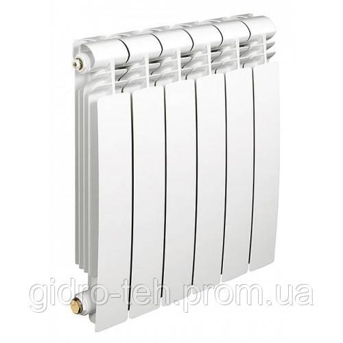 Алюминиевый радиатор ELEGANCE 500/96, батарея отопления секционная Элеганс 500/96