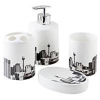 Набор для ванной комнаты City