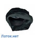 Пакет для шин 10,4 х 110 x 18 мкрн черный Украина