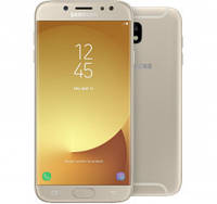 "Смартфон Samsung Galaxy J7 2017 (SM-J730FZDN) Gold , 3/16Gb, 8 ядер, 13/13Мп, 5.5"", 2 sim, 4G, 3600mAh."
