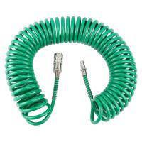 Шланг спиральный полиуретановый 10м 5.5?8мм Refine (7012071)