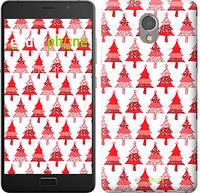 "Чехол на Lenovo Vibe P2 Christmas trees ""3856c-792-716"""
