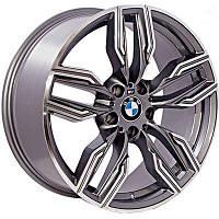 Литые диски Zorat Wheels BK5181 R20 W8.5 PCD5x120 ET30 DIA72.6 GP