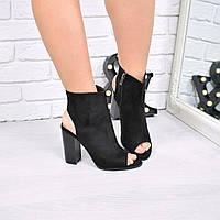 Ботильоны женские демисезонные Fashion , женская обувь