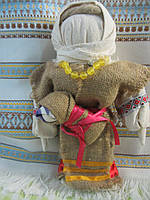 Кукла-мотанка для ребенка, оберег, выс. около 25 см., 180/150 (цена за 1 шт. + 30 гр.)