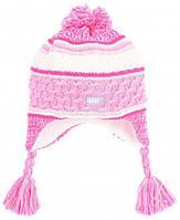 "Шапка для девочки ""PAULY"" ""Lenne"", розовый, 50(50-52), 50 см"