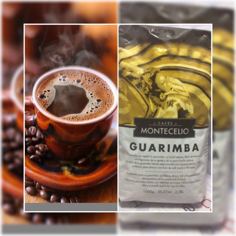 Кофе в зернах «MONTECELIO GUARIMBA» 1kg