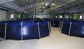 Бассейн для УЗВ, объем 7000 литров, фото 2