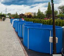 Бассейн для УЗВ, объем 7000 литров, фото 3