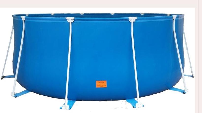 Бассейн для УЗВ, объем 7000 литров