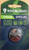 Батарейки ENERLIGHT CR2025 3V