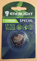 Батарейки ENERLIGHT CR1632 3V