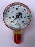 Манометр пропановый Донмет 0.6 МПа МП-50