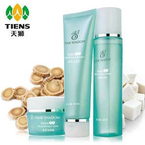 Увлажняющая косметика Тяньши для кожи лица, шеи, рук (3 продукта в коробке), фото 2