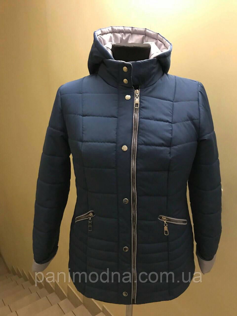 """Женская куртка """"Марта"""". Большие размеры. Трэндовые цвета"""