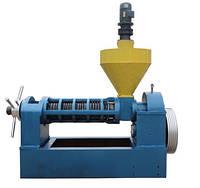 Маслопресс 3DLG-215 для обработки семян масличных культур.