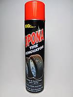 Очиститель и чернение шин BioLine Opona аэрозоль 600 мл