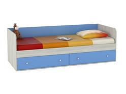 Детская односпальная кровать Меркурий