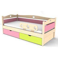 Детская односпальная кровать Принцесса